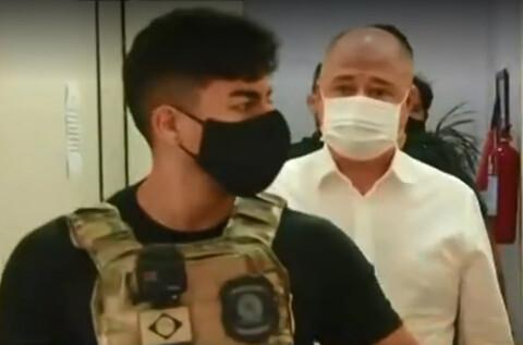 Coligação demora para substituir prefeito preso e PSB tira o vice da disputa