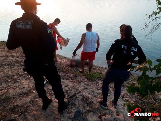 Pescadores encontram corpo de homem em Ji-Paraná