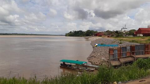 Rio Madeira atinge o segundo pior nível de seca em Porto Velho