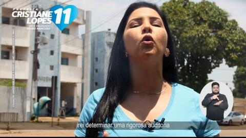 Vereadora candidata a prefeita não sabe que o Ipam mudou de endereço em Porto Velho para prédio moderno
