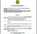Registro de Evandro Marques é deferido em Monte Negro
