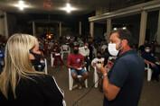 Durante reuniões, Hildon Chaves conquista apoiadores mostrando a nova realidade de Porto Velho