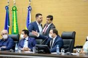 """Vídeo: Breno Mendes tenta usar CPI pra fazer campanha, afirma presidente, indignado com """"palhaçada"""""""