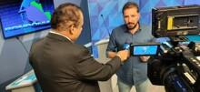 Em entrevista à Rede TV Rondônia, Hildon Chaves explica demanda por asfalto em Porto Velho