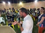 Trabalho de Hildon Chaves pela educação de Porto Velho é destaque em reunião com apoiadores