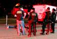 Casal morre em colisão de moto contra arvore durante perseguição