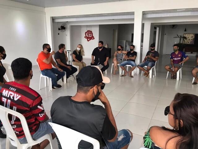 Hildon Chaves garante implantação de sistemas para atender a comunidade surda de Porto Velho