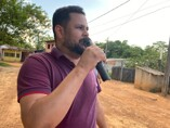 Samuel Costa realiza caminhada e apresenta propostas para a Zona Sul