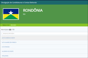Julgados 99,56% dos registros de candidaturas em Rondônia