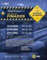 PRF desencadeia Operação Finados 2020 e restringe tráfego