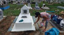 Familiares antecipam visitações em cemitérios