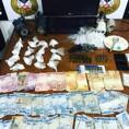 Vigilante é preso com várias porções de droga na Capital
