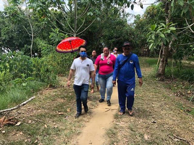 Vinícius Miguel percorre Porto Velho para apresentar propostas e recebe o apoio da população