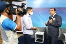 Lindomar Garçon destaca prioridades da sua gestão no debate da SIC TV