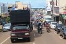 Apoiadores de Hildon Chaves promovem grande carreata em Porto Velho