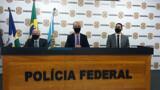 PF desencadeou 145 operações em Rondônia neste ano e cumpriu 152 mandados de prisão