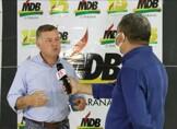 Mosquini comemora consagração do MDB nas urnas ao eleger prefeitos e vereadores