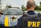 PRF prende homens com armas e munições na BR-364