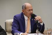 Coronel Chrisóstomo discursa em evento sobre responsabilidade socioambiental no Congresso nesta quinta