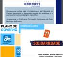 Debate da TV Rondônia na sexta-feira dá ênfase a perguntas sobre Plano de Governo de candidatos