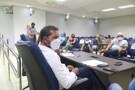Durante reuniões, Hildon Chaves reafirma seu compromisso com a educação e destaca avanços