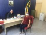 Presidente do Sindeprof Ellis Regina cobra pagamento dos quinquênios e reajuste do auxílio-transporte