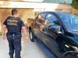 """PF cumpre mandados da Operação """"O Sonho Americano"""" em Ji-Paraná e Presidente Médici"""