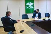 Prefeituras de Rondônia poderão trabalhar na regularização fundiária, anuncia Mosquini