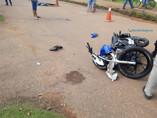 Motociclista morre em acidente na Avenida Guaporé, na Capital