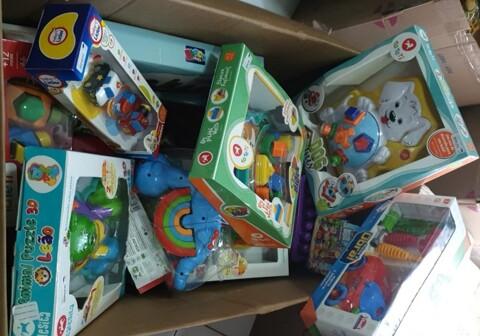 Ação solidária promovida por juiz de Ouro Preto arrecada brinquedos e alimentos