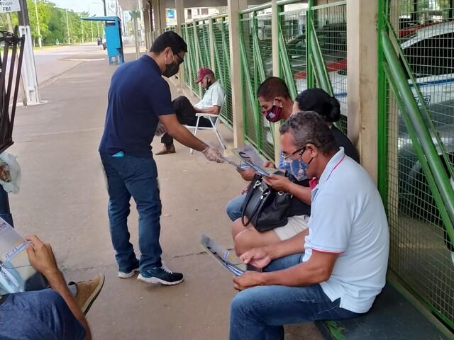 Deputado Alex Silva fecha atividades de 2020 levando prestação de contas à população