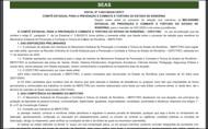 Salário de R$ 4.782,53: Governo abre seleção para escolher membros do Mecanismo Estadual de Prevenção e Combate à Tortura