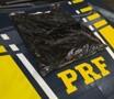 PRF apreende 2,5 kg de cocaína preta em Ji-Paraná
