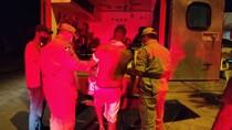 Criminosos tentam matar trabalhador a tiros