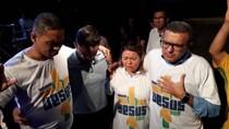 """Sancionada Lei criada pelo deputado Alex Silva que inclui a """"Marcha para Jesus"""" no calendário cultural oficial do estado"""