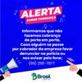 Brasil Digital alerta que não faz cobranças de porta em porta