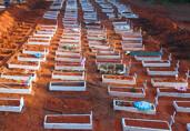 Rondônia registra 26 mortes e 1.275 casos de Coronavírus em 24 horas; Porto Velho passa de 1.000 mortes