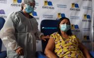 Profissionais de saúde serão vacinados nos locais de trabalho em Porto Velho