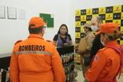 órgãos de segurança e de fiscalização iniciam operação para verificar cumprimento do decreto de isolamento