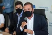 Prefeito anuncia que sistema de saúde de Porto Velho entrou em colapso, sem espaço para internar pacientes