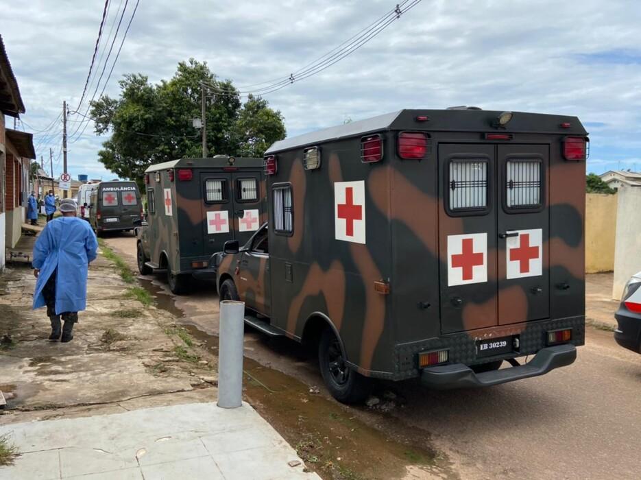 Governo anuncia que primeiros pacientes começam a ser transferidos ao sul do País