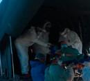 Transferência: pacientes de Rondônia chegaram de madrugada em Curitiba