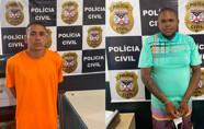 Ladrões especialistas em roubo de caminhonetes são presos em Porto Velho