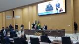 Ao vivo: deputado Alex Redano é empossado presidente da Assembleia Legislativa de Rondônia