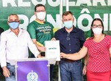 Mosquini garante celeridade na regularização fundiária em Rondônia