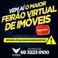 Viana Investimentos – Imobiliária realiza 1ª Feira Virtual de Imóveis neste fim de semana
