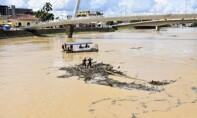 Força-tarefa no Acre atende desabrigados pela enchente