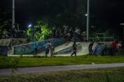 Operação flagra Skate Park e restaurantes lotados em Porto Velho