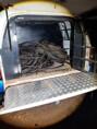 Homem é preso com 200 quilos de fios furtados de estabelecimento
