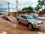 Caminhonete roubada em Itapuã é recuperada após ação da Polícia Civil em Porto Velho